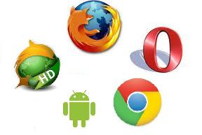 mobile browser showdown