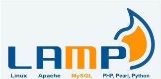 lamp stack logo
